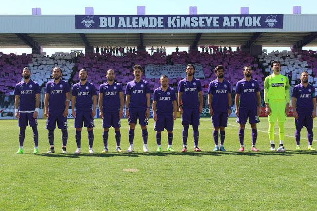 AFJET Afyonspor-Eyüpspor maç kritiği…