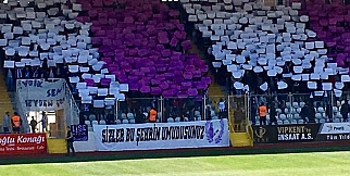 Afjet Afyonspor-Muğlaspor Tribün Show...
