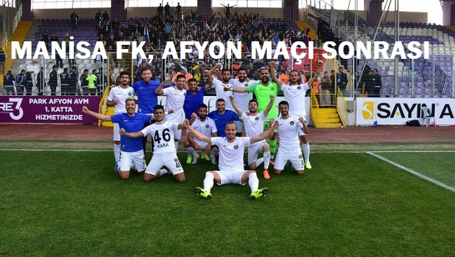 MANİSA FK, LİGLERDE FARK YARATIYOR