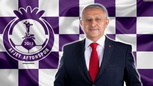 BAŞKAN ZEYBEK'TEN 4-0'A TEBRİK MESAJI