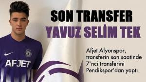 PENDİKSPOR'DAN GENÇ SAĞ KANAT TRANSFERİ!..