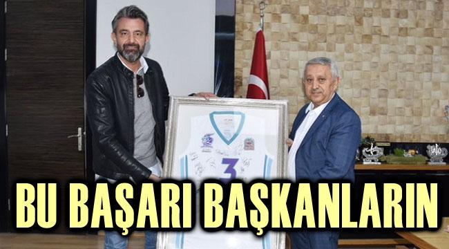 BAŞARININ MİMARLARI ZEYBEK VE KÜCE!..