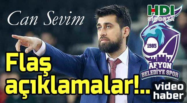 KOÇ CAN SEVİM'DEN AÇIKLAMALAR!.. l VİDEO HABER