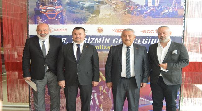 MOTOSİKLET ORGANİZASYONLARI MAYIS'TA