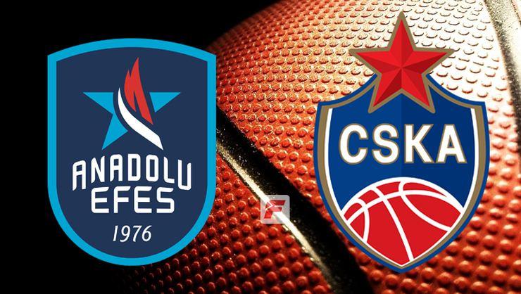EURO LİG'DE FİNALİN ADI: ANADOLU EFES - CSKA MOSKOVA