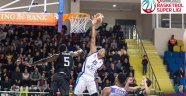 AFYON BELEDİYESPOR, SAKARYA'YI 91-70 MAĞLUP ETTİ