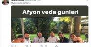 CÖMERT KÜCE, AFYON BELEDİYE BASKET'E VEDA EDİYOR