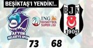 BEŞİKTAŞ'I YENDİK!.. 73-68