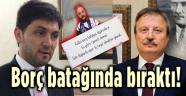 KULÜBÜ BORÇ BATAĞINDA BIRAKTIN SUÇLAMASI!..