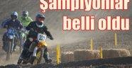 TÜRKİYE MOTOKROS ŞAMPİYONASI'NIN 2. AYAK MÜCADELESİ AFYONKARAHİSAR'DA SONA ERDİ