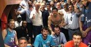 BASKETBOL SÜPER LİG YOLUNDA HAYDİ SALONA!..