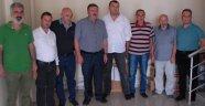AFJET AFYONSPOR'UN YENİ YÖNETİMİ GÖREV DAĞILIMI YAPTI