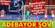 BAŞAKŞEHİR, GALATASARAY'I HEZİMETE UĞRATTI!.. 4-0