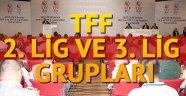 İŞTE TFF 3.LİG GRUPLARI
