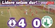 LİDERE SELAM DUR!.. 4-0