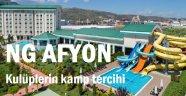NG AFYON, KULÜPLERİN KAMP TERCİHİ