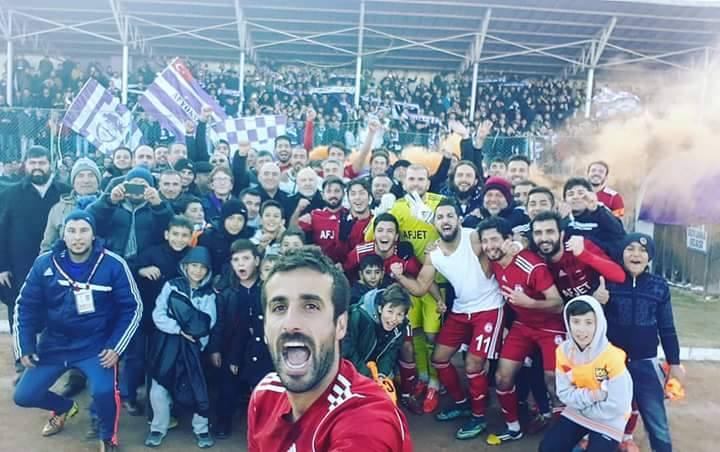 AFJET AFYONSPOR - SERİK BELEDİYESPOR (3-1) İLK DEVRE