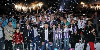 Afjet Afyonspor şampiyonluk klibi...