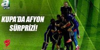 Afjet Afyonspor 2-1 Karşıyaka | ZTK 2.Tur-Özet