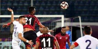 Gençlerbirliği 1-0 Afjet Afyonspor Maç Özeti HD 30/09/2018