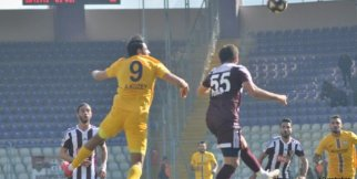 AFJET AFYONSPOR-HATAYSPOR (1-2) ÖZETİ