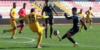 OSMANLISPOR:3 AFJET AFYONSPOR:2 MAÇ ÖZETİ