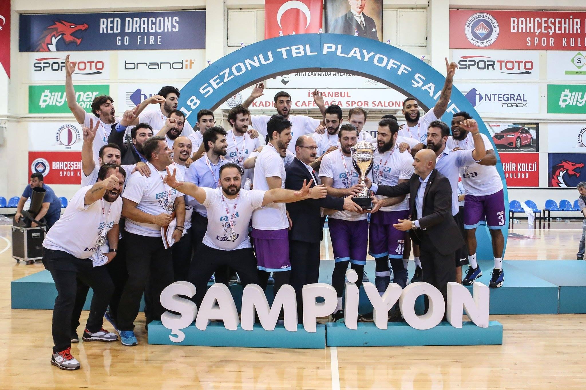 Şampiyon Afyon Belediyespor!..